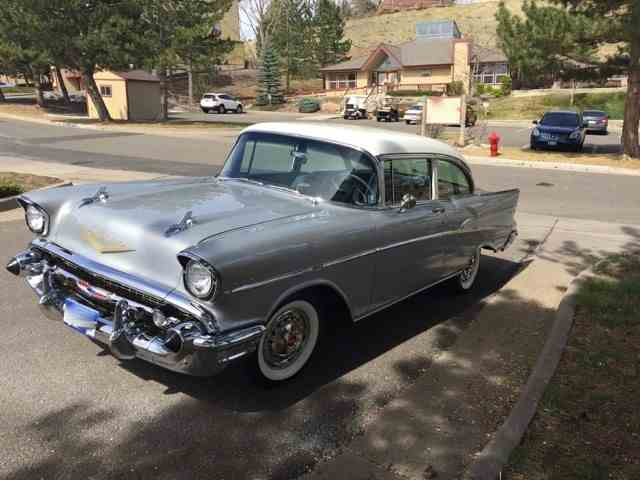 1957 Chevrolet Bel Air | 973262