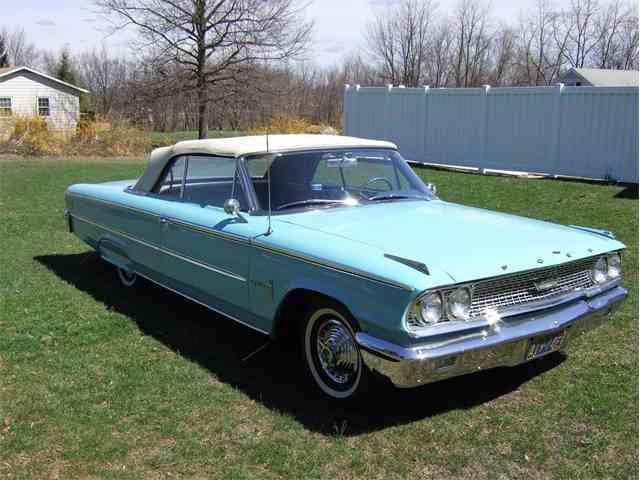 1963 Ford Galaxie   973263