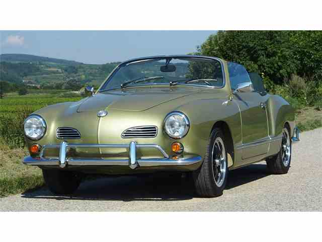 Picture of '70 Karmann Ghia - KUZI