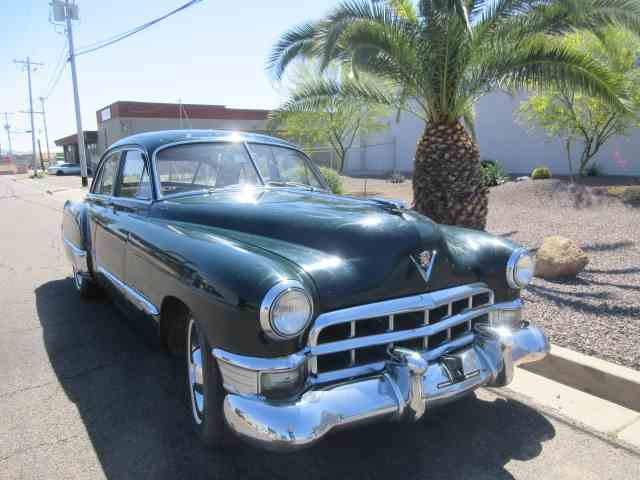 1949 Cadillac 4-Dr Sedan | 973281
