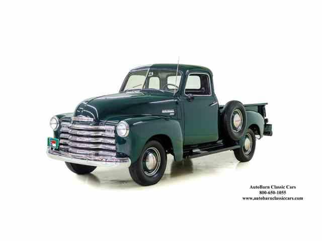 1949 Chevrolet 3100 | 973290