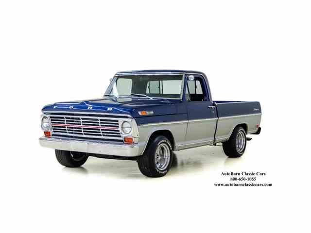 1968 Ford F100 | 973291