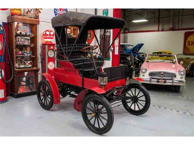 1907 Jewell Model D Runabout | 973293