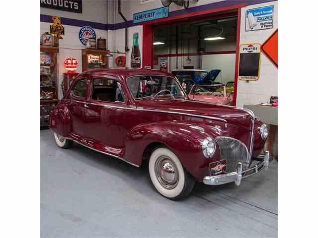 1941 Lincoln Zephyr | 973295