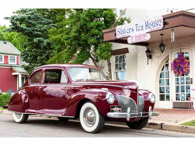 Picture of '41 Zephyr - KUZZ
