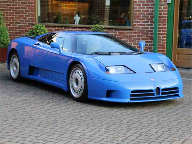 1994 Bugatti EB 110 | 973296