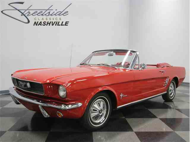1966 Ford Mustang | 973297