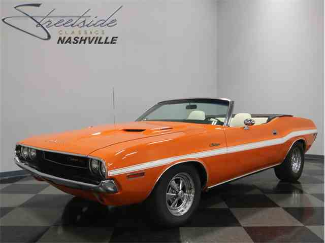 Picture of 1970 Dodge Challenger located in Lavergne Tennessee Offered by Streetside Classics - Nashville - KV03