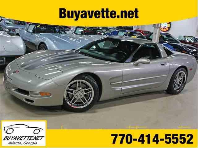 1999 Chevrolet Corvette | 970330