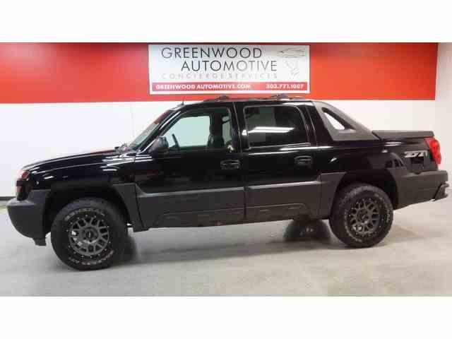 2005 Chevrolet Avalanche | 973300