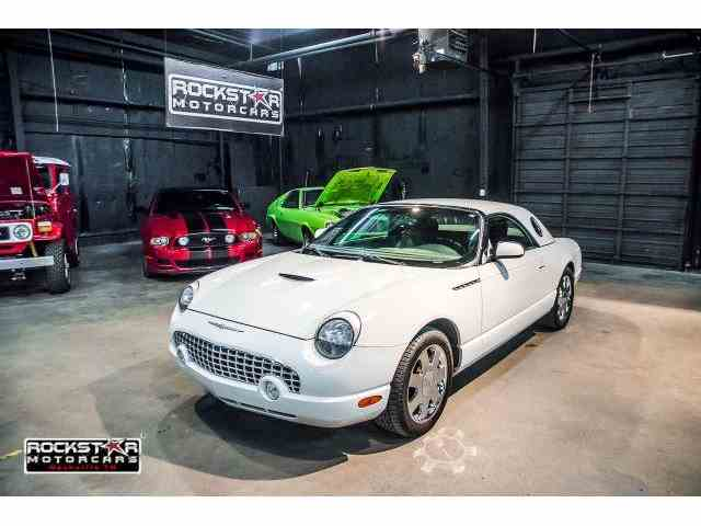 2002 Ford Thunderbird | 973304