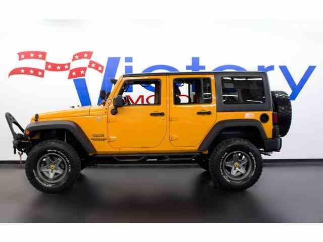 2012 Jeep Wrangler | 973307