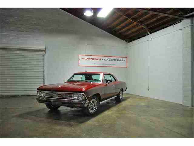 1966 Chevrolet Chevelle Malibu | 973309