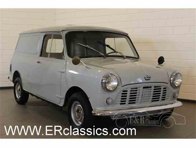 1962 Austin Mini   970331