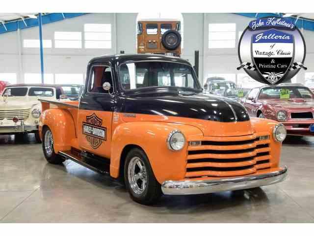 1950 Chevrolet 3100 Harley Davidson Themed Pick-up | 973312