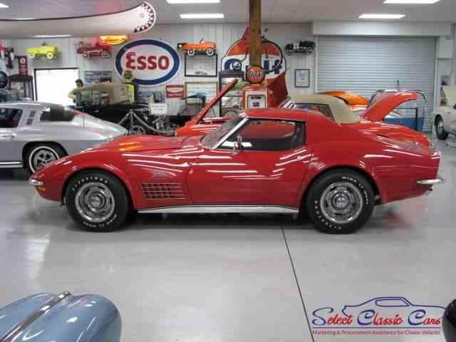 1972 Chevrolet Corvette | 973314
