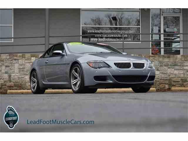 2007 BMW M6 | 973315