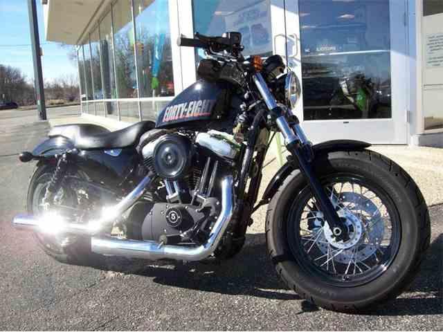 2012 Harley-Davidson XL1200X Harley 48 | 973321