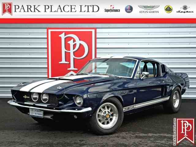 1967 Shelby GT500 | 973324