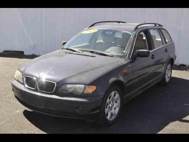 2003 BMW 3-Series Sport Wagon   970335