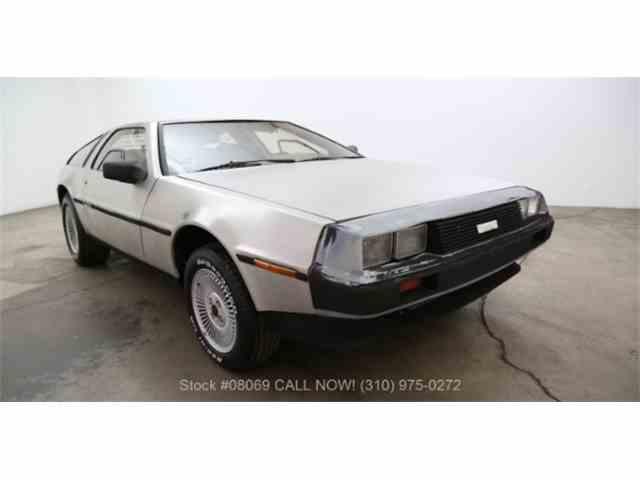 1982 DeLorean DMC-12 | 973355