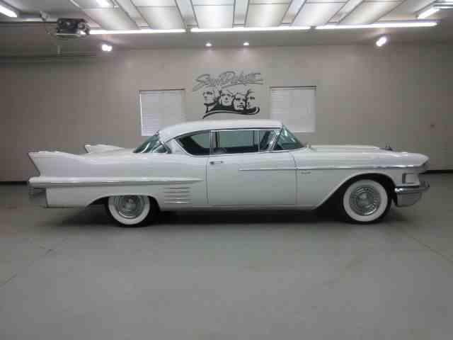 1958 Cadillac DeVille | 973368