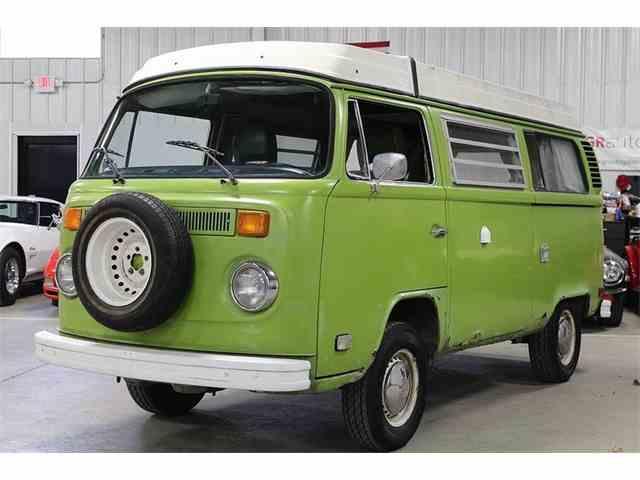 1978 Volkswagen Westfalia Camper | 973380