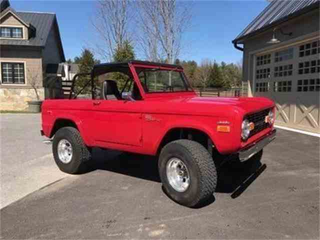1971 Ford Bronco   973386