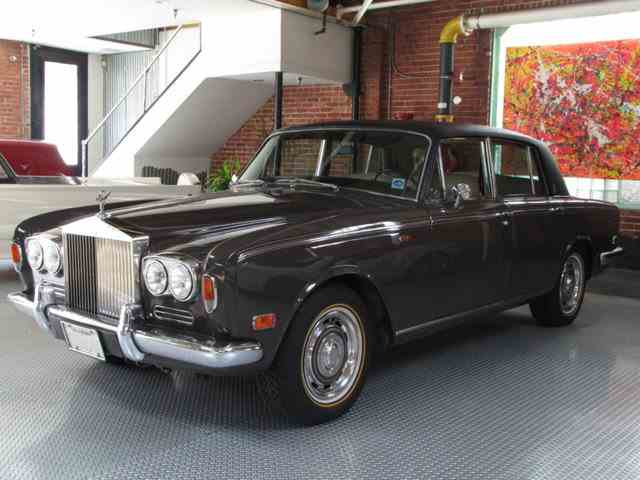 Classic Rolls Royce Silver Shadow For Sale On Classiccars Com