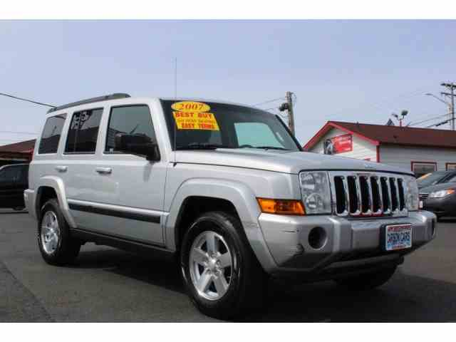 2007 Jeep Commander | 973392