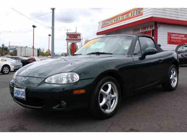 2001 Mazda Miata   973394