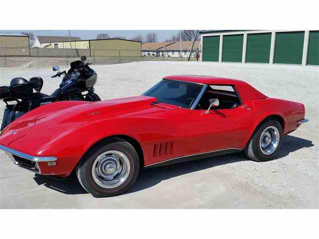 1968 Chevrolet Corvette | 973399