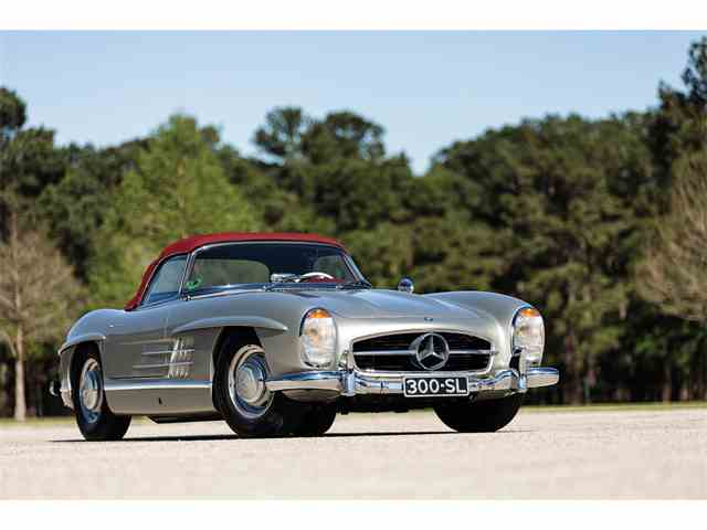 1957 Mercedes-Benz 300SL | 970034