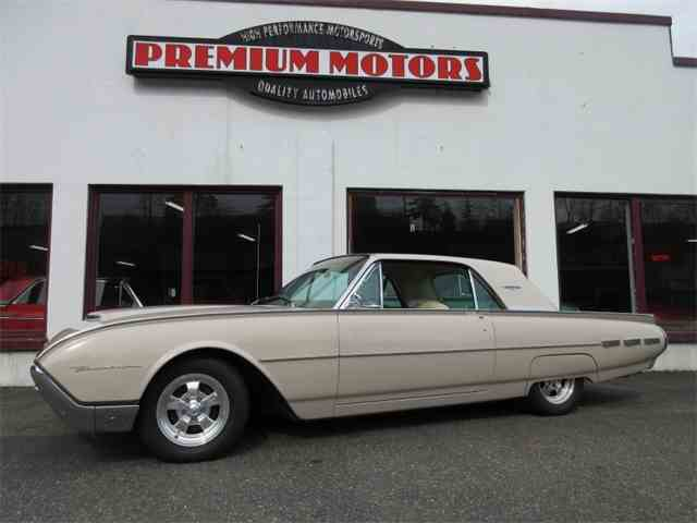 1962 Ford Thunderbird | 970340