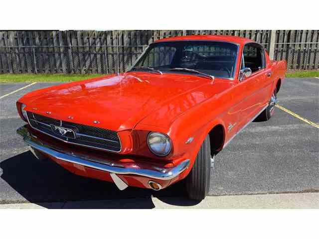 1965 Ford Mustang   973400
