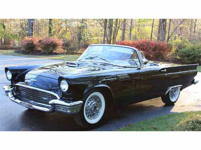 1957 Ford Thunderbird | 973401