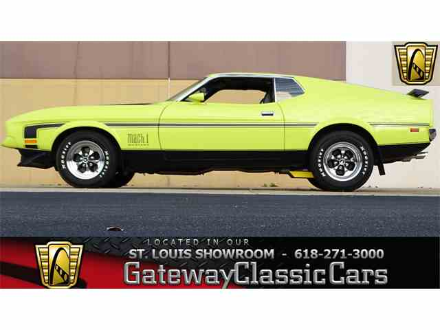 1972 Ford Mustang | 973406