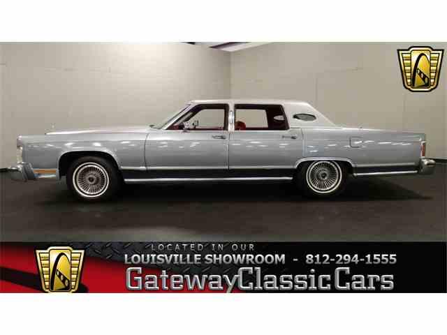 1979 Lincoln Continental | 973416