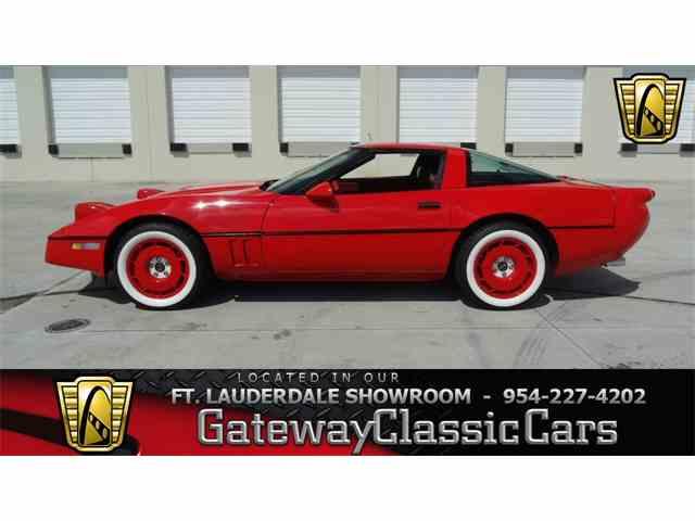 1985 Chevrolet Corvette | 973419