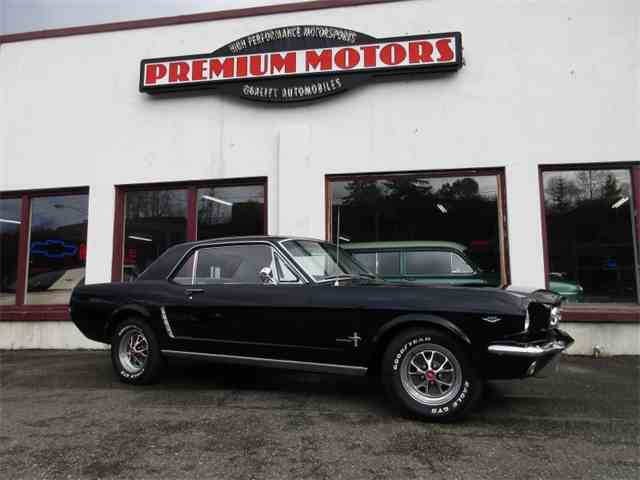 1965 Ford Mustang | 970342