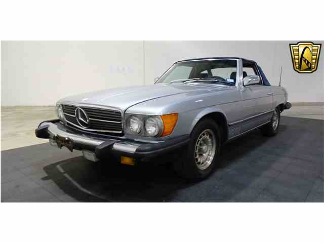 1982 Mercedes-Benz 380SL | 973420
