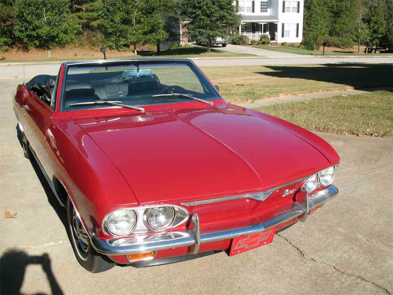 All Chevy chevy corvair monza : 1969 Chevrolet Corvair Monza for Sale | ClassicCars.com | CC-973423