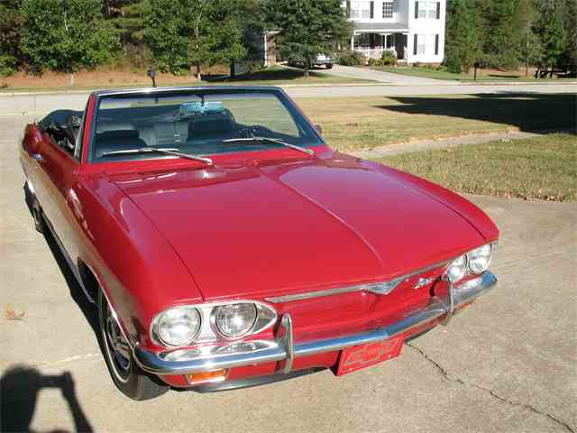 Picture of '69 Corvair Monza - KV3J