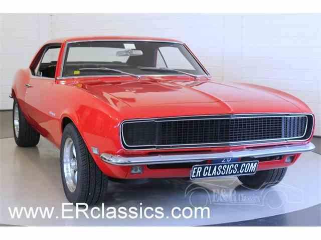 1968 Chevrolet Camaro | 973428