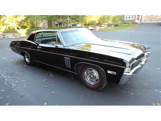 1968 Chevrolet Impala SS | 973434