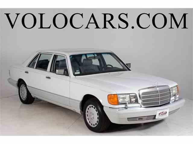 1991 Mercedes-Benz 420SEL | 970344