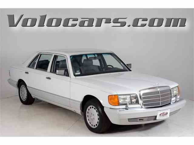 Classic mercedes benz 420sel for sale on for 1991 mercedes benz 420sel