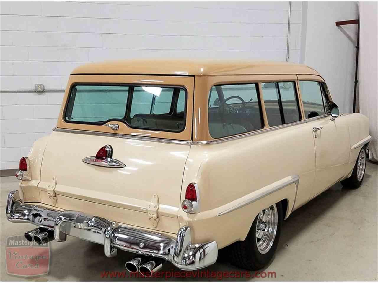 1954 Plymouth Plaza Suburban for Sale   ClassicCars.com   CC-973449