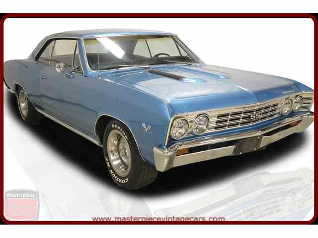 1967 Chevrolet Chevelle | 973460