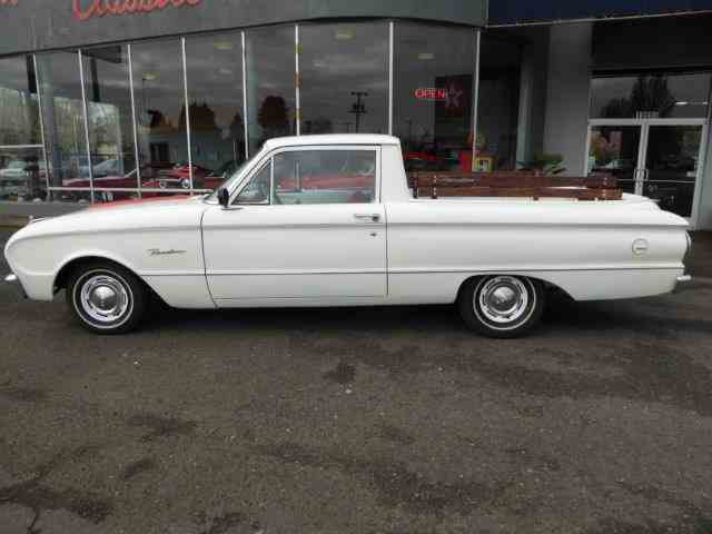 1962 Ford Ranchero | 973475